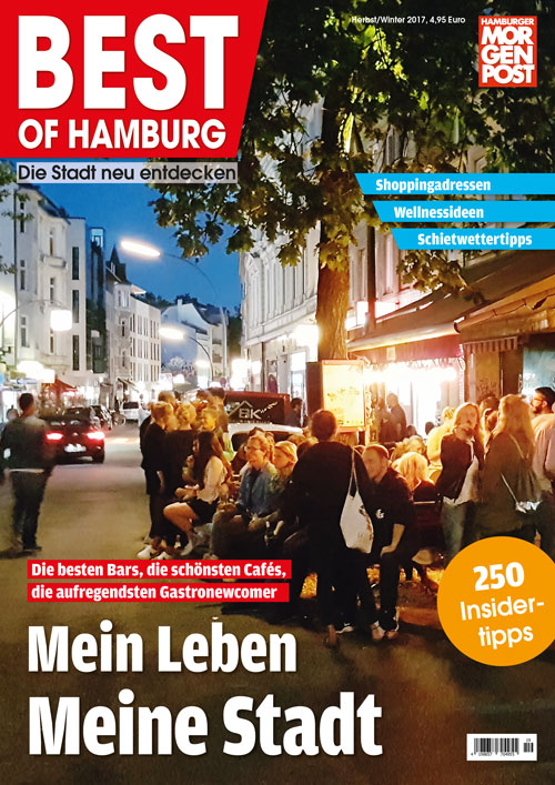 MOPO Magazin Best of Hamburg
